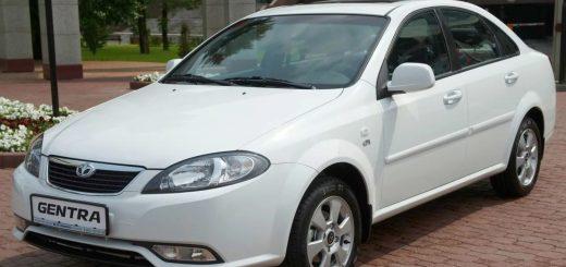 Отзыв о седане Daewoo Gentra