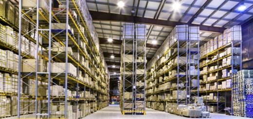 Какие бывают современные склады?
