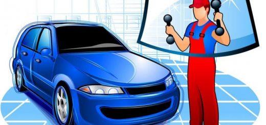 Покупка и установка лобового стекла автомобиля