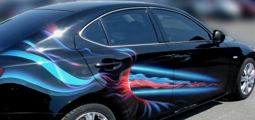 Автокраски позволят вам сделать машину красивой и стильной