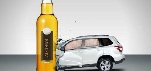 Алкоголь и вождение автомобиля
