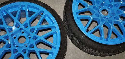 Резиносодержащая краска для автомобильных дисков: особенности и преимущества.