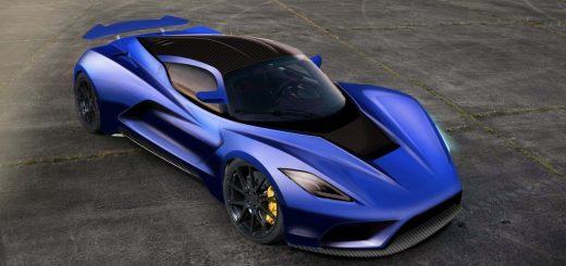 Hennessey представит последнюю модель Venom GT прежде, чем закончить его производство
